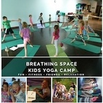 Breathing Space Kids Yoga Camp